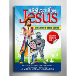 Living Like Jesus Vol.1 Children's Bible Study